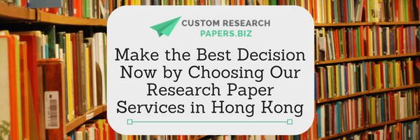buy best college research paper hong kong
