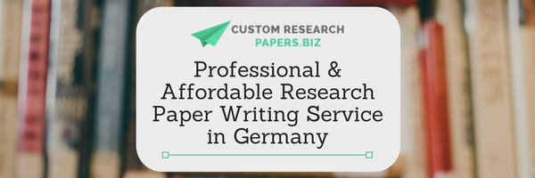 Cheap custom research papers